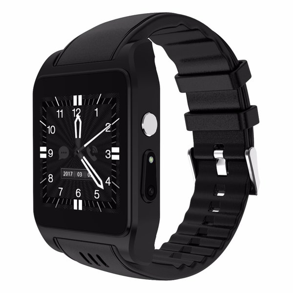 696 Newest Hot sport X86 Wifi Smart Watch support 3G/4G SIM card android OS Smartwatch with camera Whatsapp Facebook