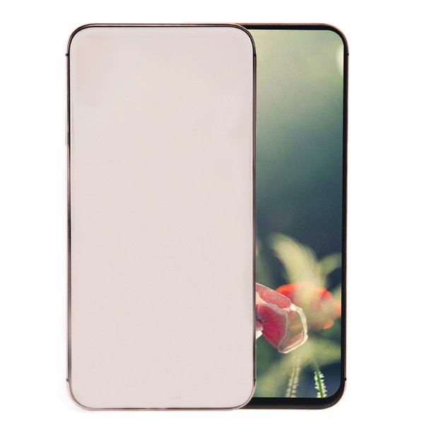 top popular Face ID Goophone 11 Pro Max 3G WCDMA Wireless Charging 6.5 inch All Screen Quad Core 1GB 4GB GPS 12.0MP 3 Cameras Stainless Steel Smartphone 2019