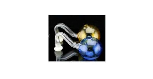 2018 new Stained glass bubble large pot ---- glass hookah smoking pipe gongs - oil rigs glass bongs hookah smoking pipe - vap- vaporizer