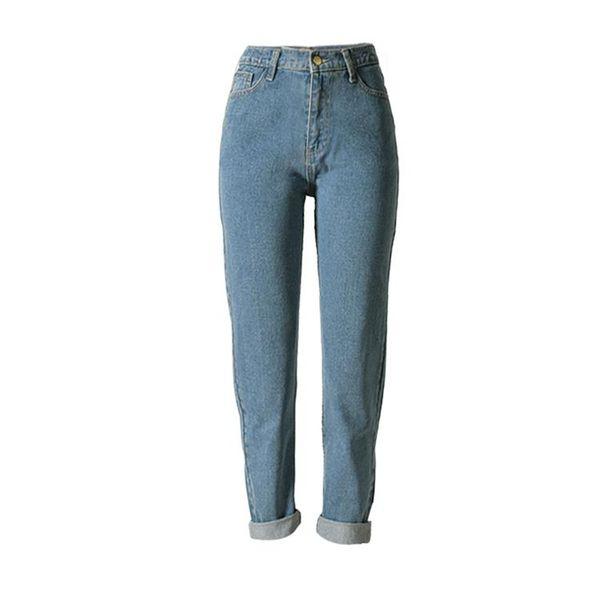 new collection timeless design lower price with Acheter Mode Jeans Droit Femme Jeans Pour Femmes Bleached Jean Taille Haute  Vaqueros Mujer Jean Denim Pants Pantalon De $34.83 Du Watchestore | ...