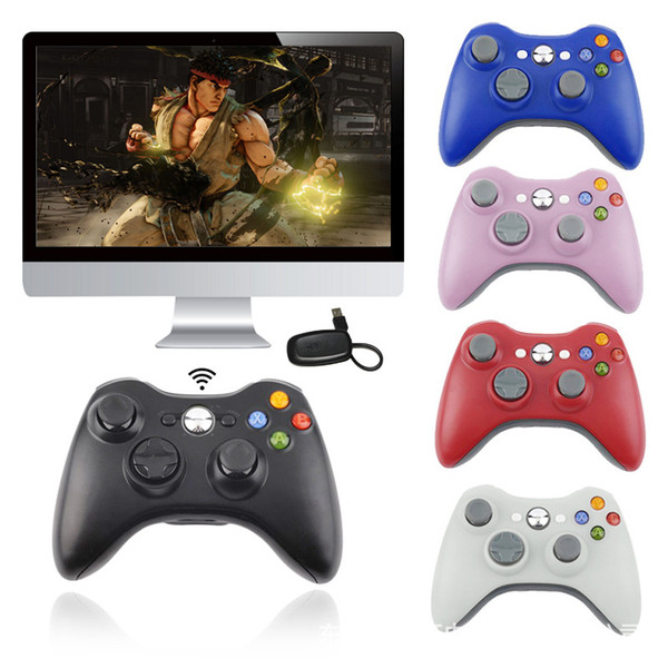 Game controller For XBOX 360 Wireless Gamepad Game Pad joystick Controller for Xbox 360 free shipping