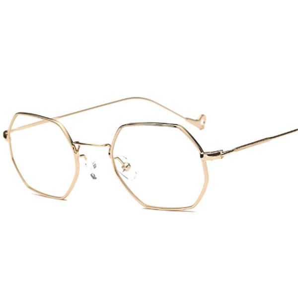 44bf79ebc25 Fashion Designer Sunglasses Metal Trend Small Eyes 2018 New Sunglasses  Women Fashionable Men and Women Street