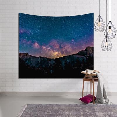 Nordic ins américain modèle critique de mur suspendu art de tapisseries tapisserie décoration de la maison murale serviettes de plage 229x153cm
