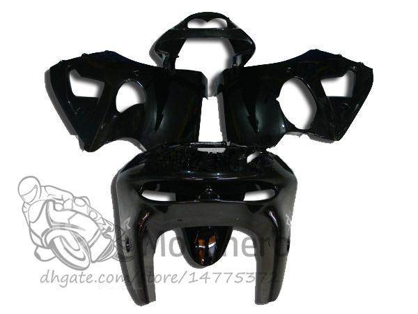 3gifts black Fairings For KAWASAKI NINJA ZX9R 1998 1999 ZX 9R 98 99 ZX-9R compression mold fairing kits