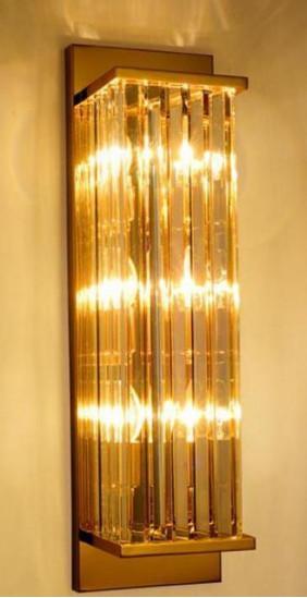 or en cristal clair