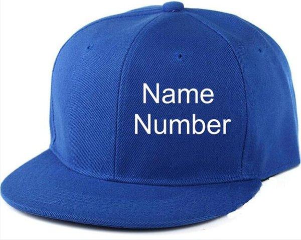 Diseña tu nombre y número