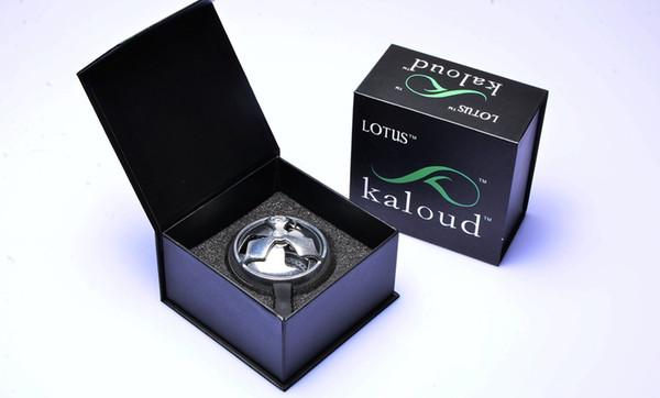 Paquete de la caja del cuenco de la cachimba de Kaloud Lotus Charcoal Holder Bowl Heat Venta caliente de la buena calidad Hookah Shisha Head Envío gratis
