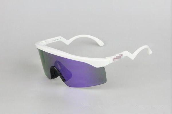 OO9140 marca Homens Mulheres óculos de sol ao ar livre Moda Estilo Óculos Óculos de Barbear Lâminas de barbear óculos Frete grátis ciclismo óculos de sol