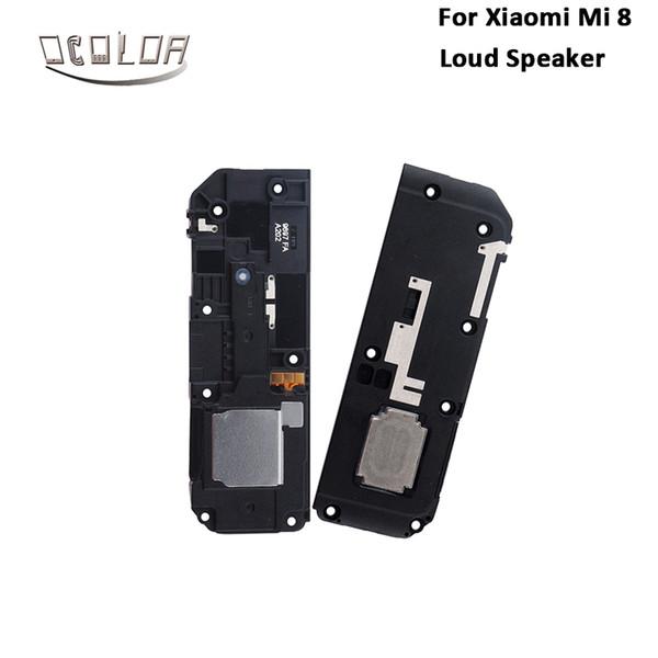ocolor per Xiaomi Mi 8 Altoparlante 100% nuovo ricambio di ricambio per Xiaomi Mi 8 Smartphone Accessorio Ringer Speaker Flex Cable