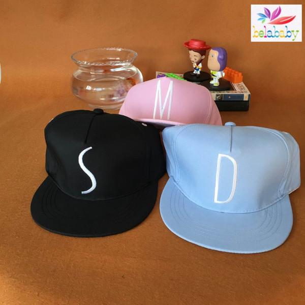 Belababy 2016 New Popular Poles 5 Panel D Caps Baseball Snapback Hats Casquette S Letter Strapback Hats Bone Challenges M Caps