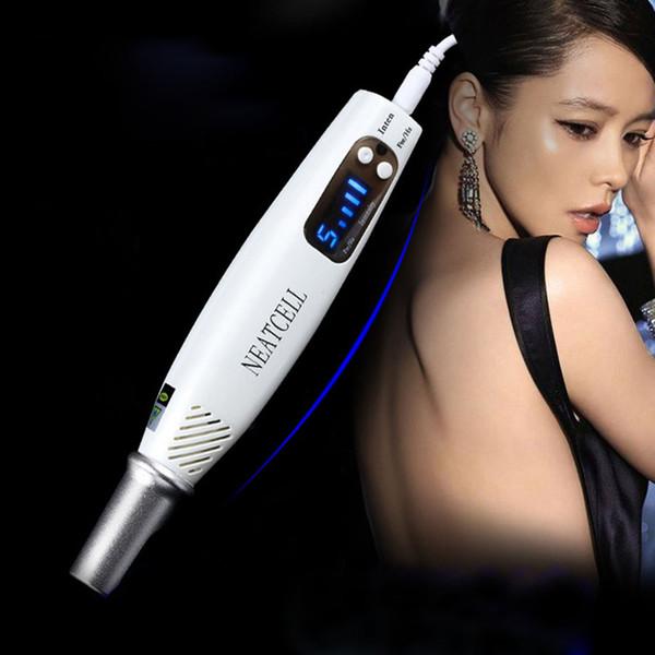Profesional Picosecond pluma láser Terapia de eliminación de tatuajes pluma Para la cicatriz Spot Tattoo eliminación de eliminación de envejecimiento máquina