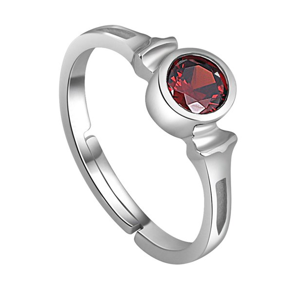 Sword Art Online Movie Asuna's Ring Adjustable Silver 925 Cosplay Jewelry for Adult New Year Gift