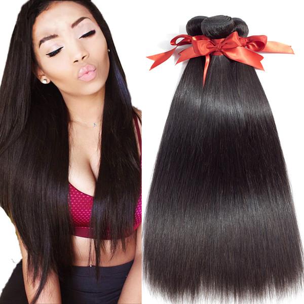 Malaysian Straight Hair 4 Bundles Deal Beau Diva Malaysian Virgin Straight Hair Weave Extension Double Weft Human Hair Bundles
