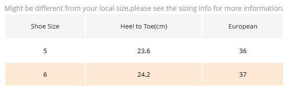 US6 = 37 = 24,2 centimetri
