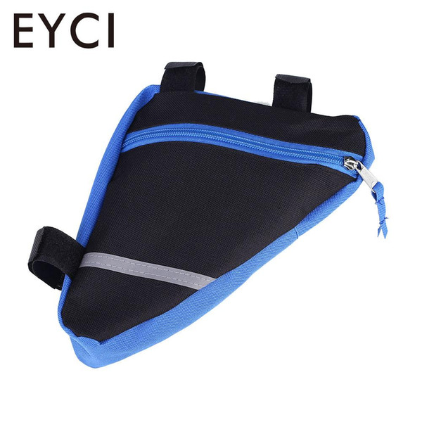 e Cycling Bike Bicycle Front Beam Tube Frame Pouch Saddle Bag Case