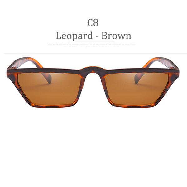 Obiettivo Brown C8 Leopard Frame