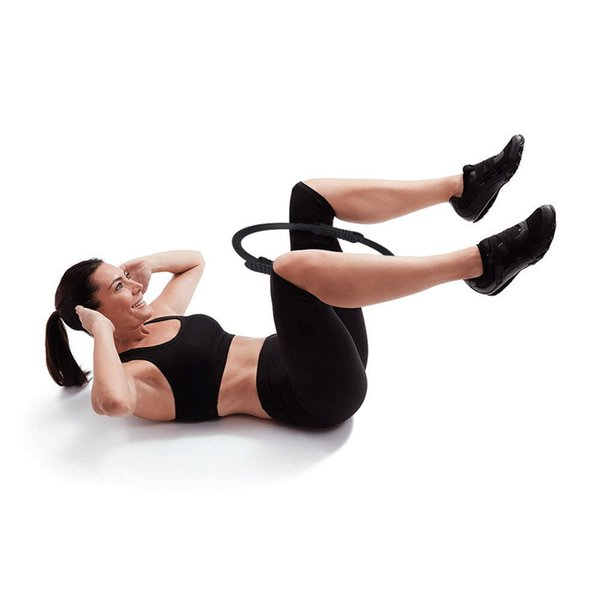 Yoga circle Pilates ring one pcs waist reduction fitness exercise tool
