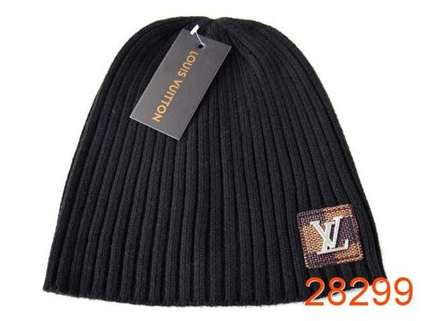 Christmas gift for lovers Good Quality V Luxury Brands Autumn Winter Unisex wool hat fashion casual Letter hats For Men women designer cap