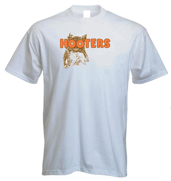 HOOTERS ,STAG DO,HEN NIGHT ,FUN , IRON ON t-shirt TRANSFER for white t-shirts