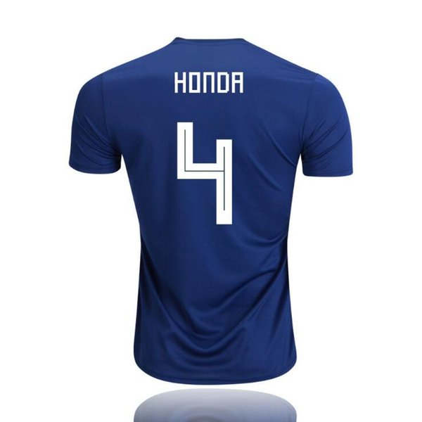 timeless design 16f40 ca373 2019 2018 World Cup Japan National Team Home Shirt Soccer Uniform  Personality Ball Wear. From Outdoorsportssell, $13.41 | DHgate.Com