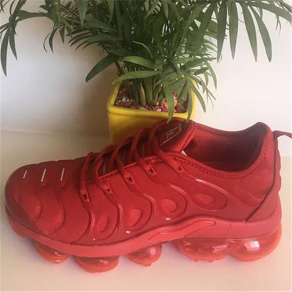 the latest e8303 a441d Cheap Hot Sale 2018 New Vapormax Plus Tn Vm Triple White Run In Metallic  Mens Designer Shoes Men Running Trainers Women Luxury Brand Sneakers  Designer ...