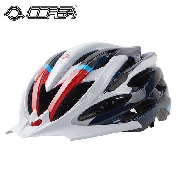 VCOROS Cycling helmet for man women 24 Vents Intergrally molded light bicycle helmets M L size CE Certification Road bike helmet