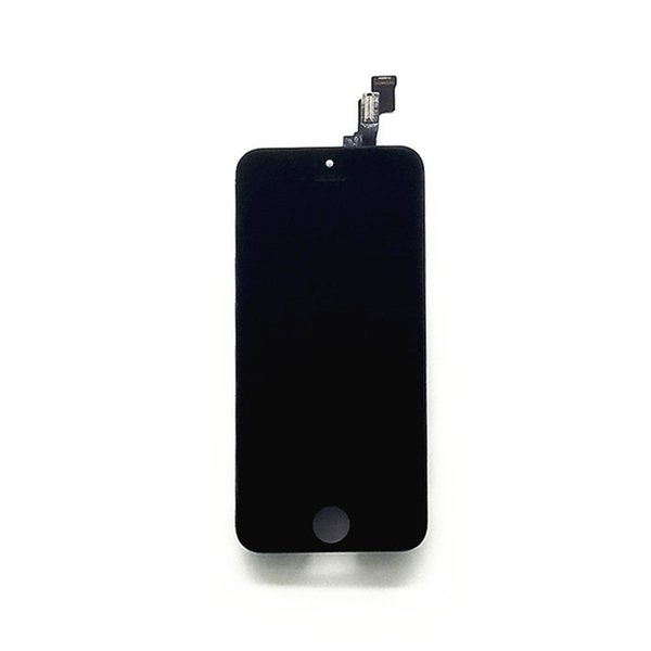 For iPhone 5 5C 5S lcd screen display touch Screen Replacement Digitizer Assembly no dead pixel Touch Screen Digitizer bulk sell 100pcs/lot