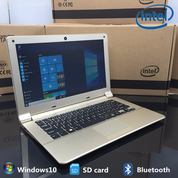 Free Shipping windows10 6000mah battery In-tel Z3735F 11.6inch Quad Core laptop PC computer 2GB 32G SSD HDMI WIFI tablet network