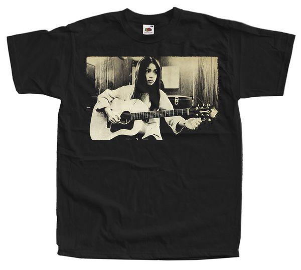 Gráfico legal T ShirtsPremium O-pescoço Curto-Manga Hako Yamasaki Cantor T-Shirt Tamanhos Pretos S Para 3XL Camisetas Para Homens