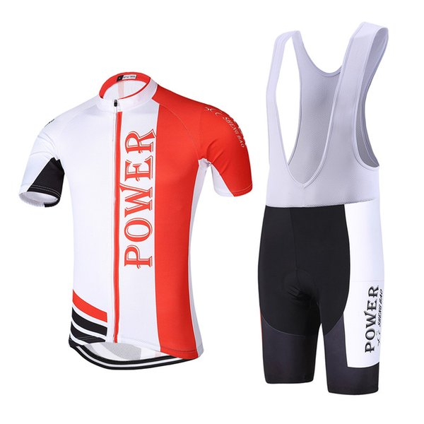team Cycling Short Sleeves jersey (bib) shorts Sleeveless Vest sets Quick Dry Bicycle Clothing Mens Outdoor pad