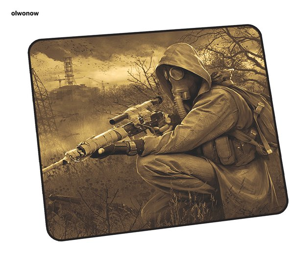 stalker mouse pad gamer HD pattern 35x30cm notbook mouse mat gaming mousepad cool new pad PC desk padmouse