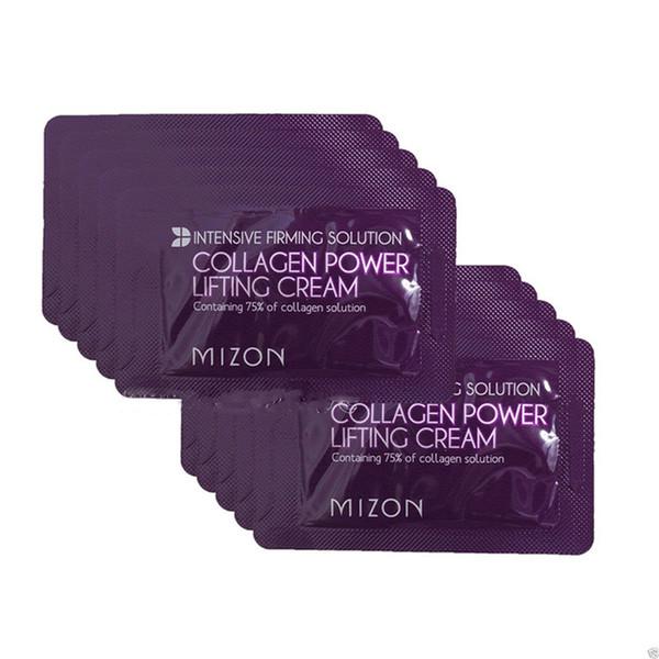 4e11b5d8df5 MIZON Collagen Power Lifting Cream Sample 20pcs Face Cream Skin Care  Moisturizing Lifting Firming Korea Cosmetics