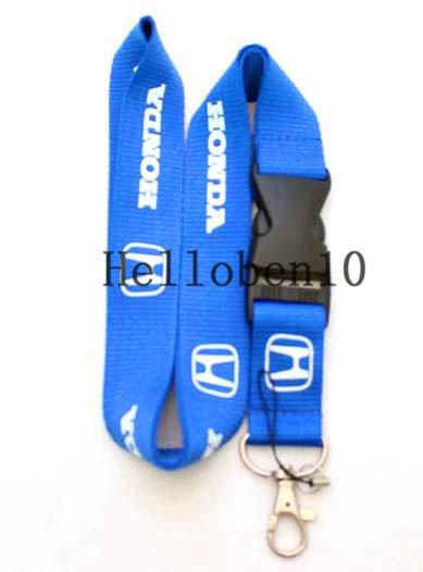The factory sells some blue key chains with LOGO, and you can also hang your cell phone and camera. Buy more discount!