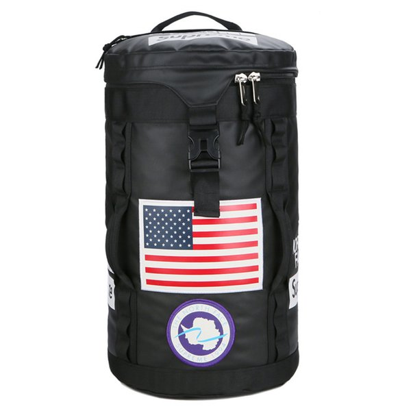 Der North F Supr me Teenager-Rucksack Jungen-Mädchen-Tasche Lässige Rucksäcke Reisetaschen für Erwachsene Studenten Wasserdichte Große Kapazität