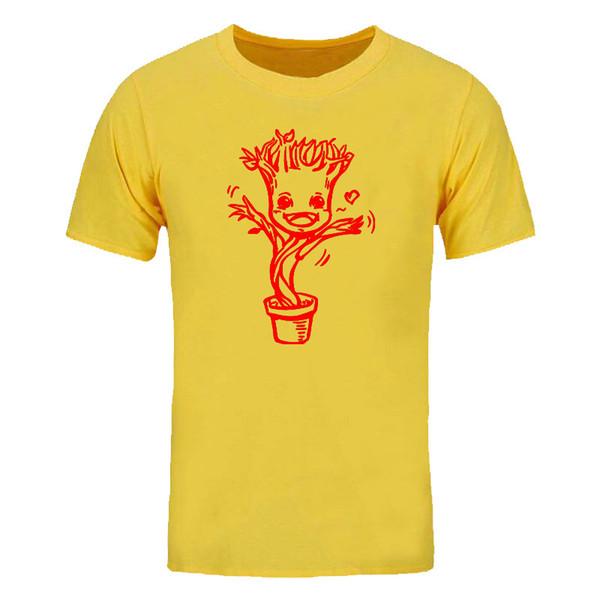 Желтый + красный
