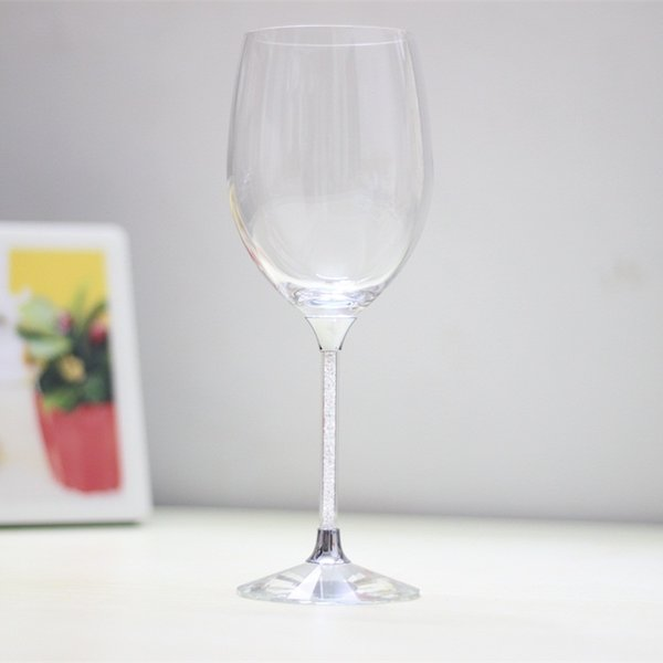 540ML wholesale personalized wedding red wine glasses cheap glassware toasting drinking glass cup
