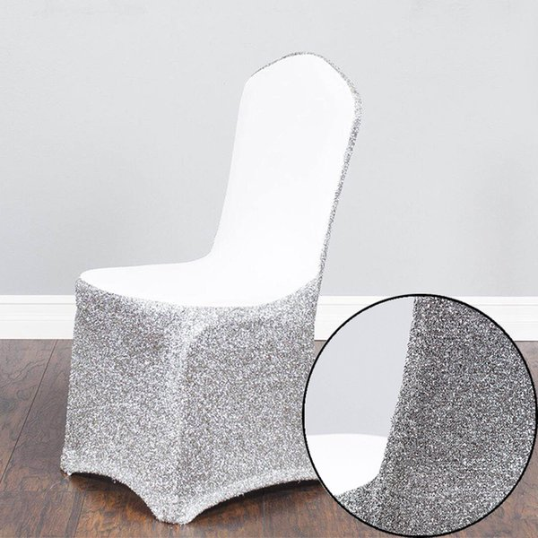 Amazing 2019 45 45 90Cm High Quality Universal Lycra Spandex Wedding Party Chair Covers Metallic Back Chair Cover Black Gold Blue Red White Silver From Beatyapartments Chair Design Images Beatyapartmentscom