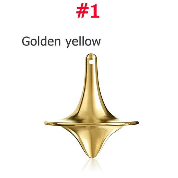 أصفر ذهبي