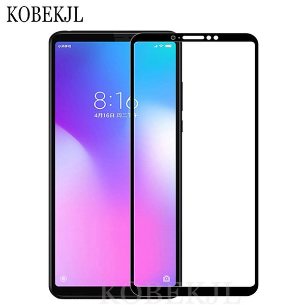 Screen Protector For Xiaomi Mi Max 3 Tempered Glass Xiaomi Mi Max 3 Pro Glass Full Cover Max3 MiMax3 Max3Pro Protective Film