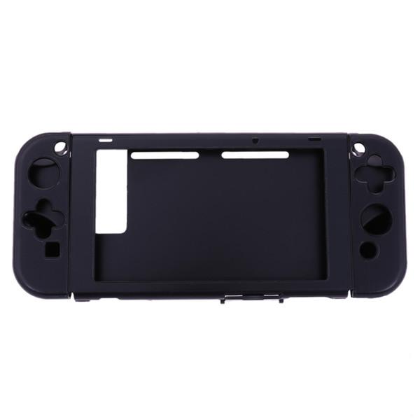 Vendita calda 8 colori Custodia protettiva in alluminio rigida per Nintendo Switch NS Console e joystick