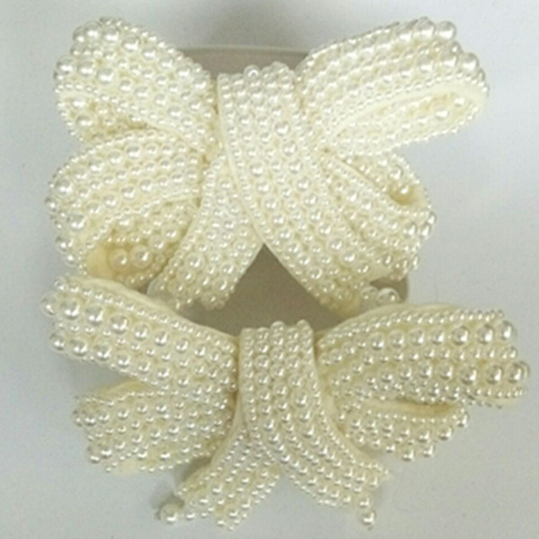 Only Bow tie white