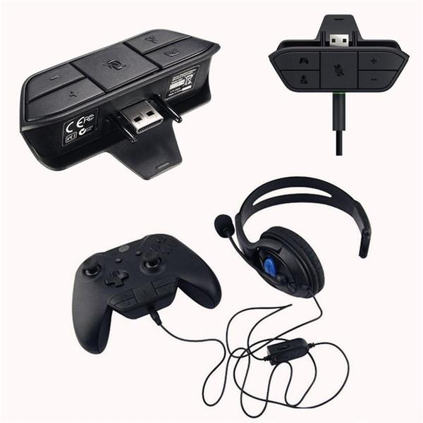 Apple headphones mic xbox one controller