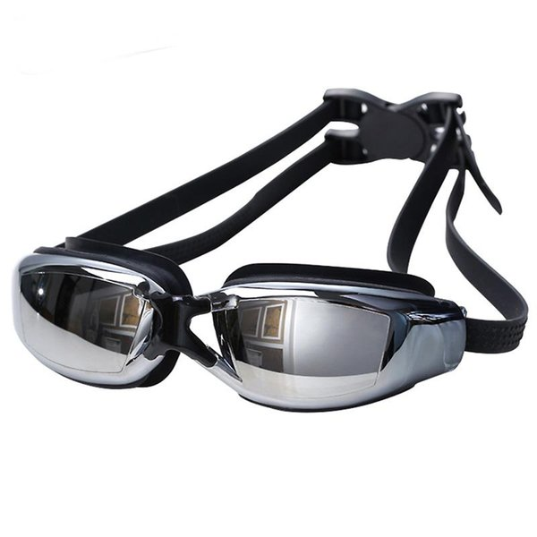 best selling Professional Waterproof Anti-Fog UV Protect HD Swimming Goggles Swim Glasses Hot