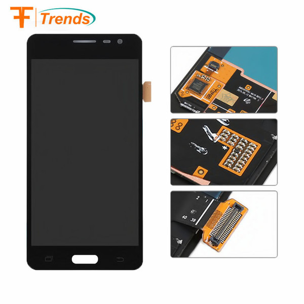 100% New Buy Used Cheaper Price New Product Oled Touch Screen Replacement For Samsung J3 pro LCD Display with glue with tool