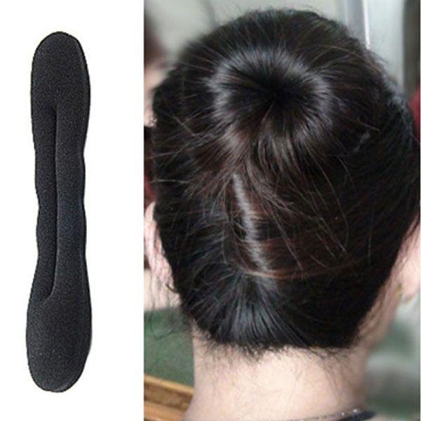 Toopoot's Vestido 2017 Hot Fashion Womens Sponge Disc Hair For Bud Head/Meatball Head Large Model Top Quality Wholesale