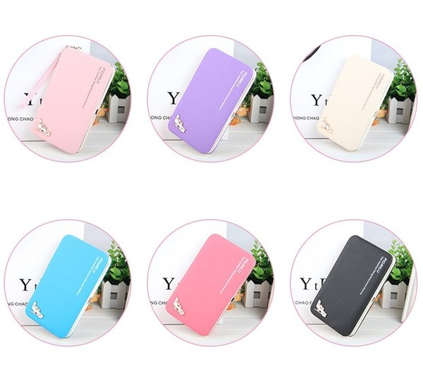 HOt Luxury Women Wallet Phone Bag Leather Case For iPhone X 8 7 Plus For Samsung Galaxy S7 Edge S6 Huawei Xiaomi Redmi