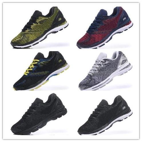 hot sale 2019 new Gel Nimbus 20 Running Shoes Original Cheap Jogging Sneakers Lightweight Sports Shoes EUR Size 40.5-45
