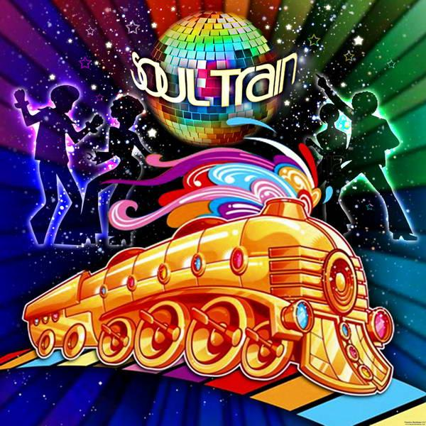 Vinyl Disco Dancing Soul Train party Photo Background printed Photography Backdrops for photo studio