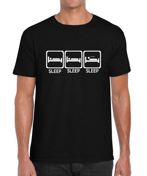 T-Shirt da uomo divertente, pigiama, da regalo, per bambini, pigiama, grafica, estate 2018, t-shirt per bambini O-Neck 100% cotone estate