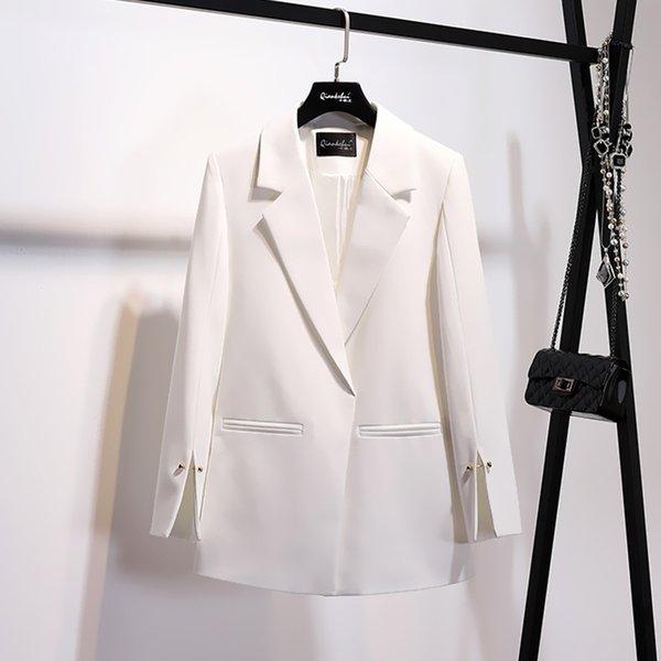 weißer blazer
